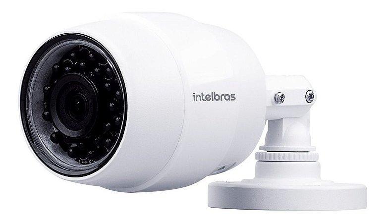 Câmera De Segurança Wi-fi Hd Ic5 Externa Intelbras