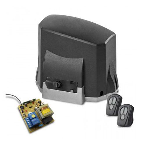Motor Portão Eletrônico Deslizante Garen Kdz Fit + 2 Controles (Sem Cremalheira)