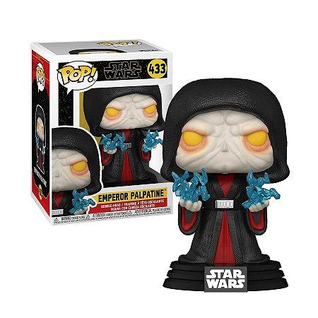 Star Wars Emperor Palpatine Pop - Funko