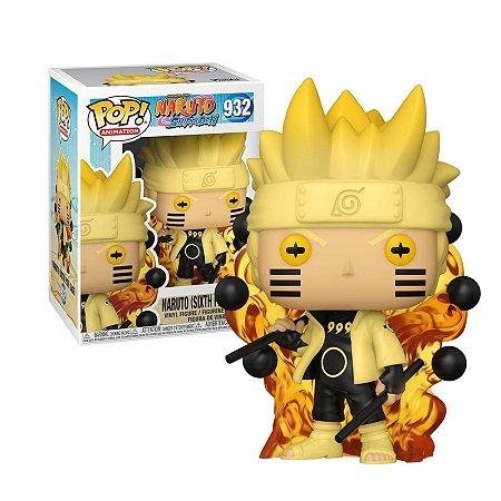 Naruto Naruto Sixth Path Sage Pop - Funko