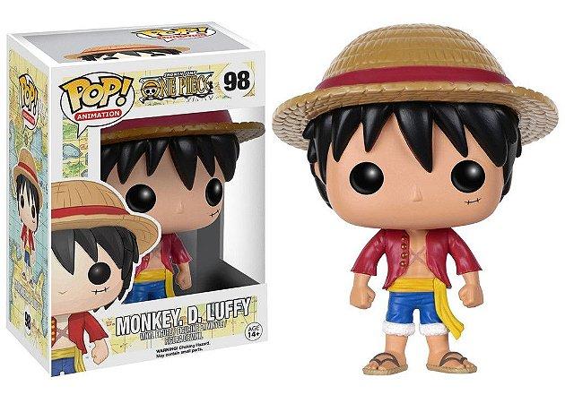 One Piece Monkey D Luffy Pop - Funko