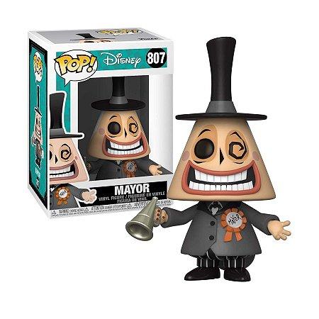 Disney Nightmare Before Christmas Mayor Pop - Funko