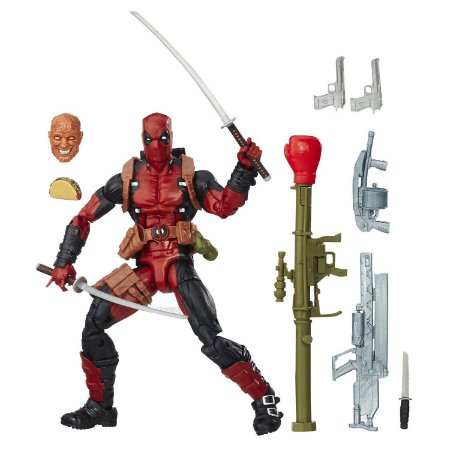 "Marvel Legends X-Men Deadpool 6"" - Hasbro"