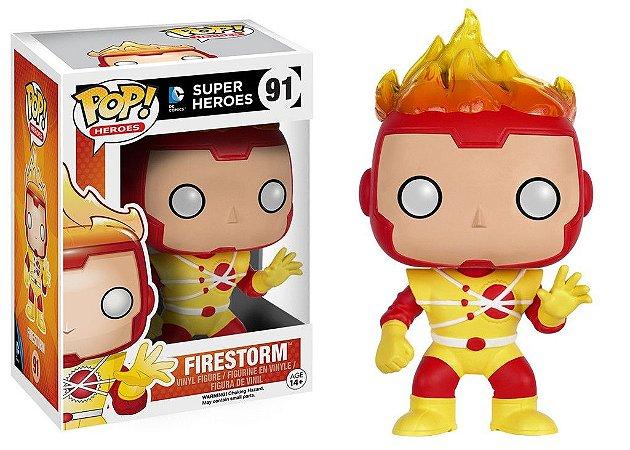 DC Super Heroes Firestorm Pop - Funko