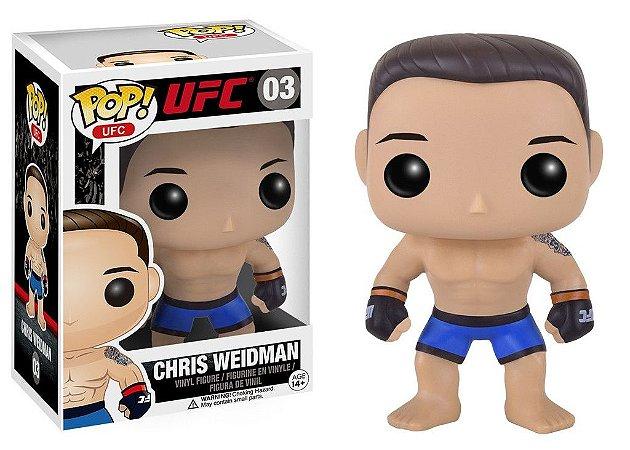 UFC Chris Weidman Pop - Funko