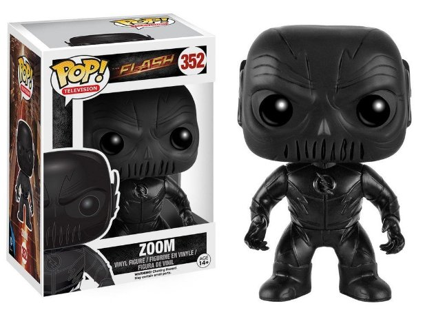 Flash Zoom Pop - Funko