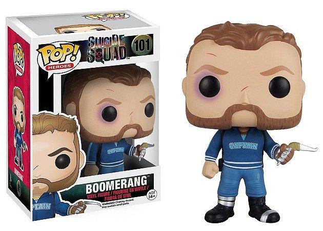 Suicide Squad Boomerang Pop - Funko