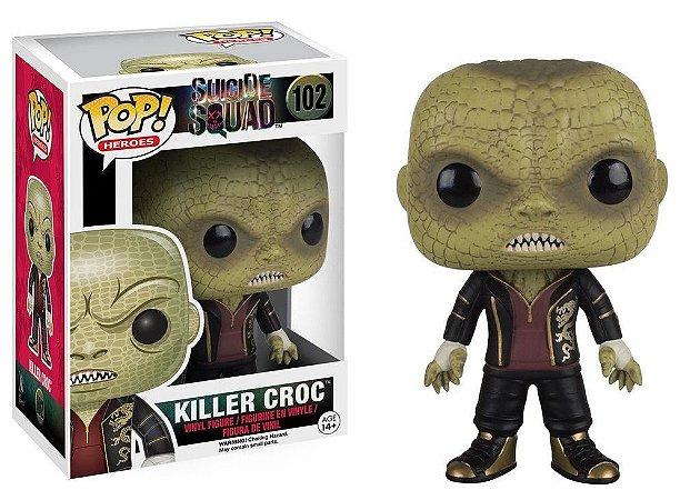 **PROMO** Suicide Squad Killer Croc Pop - Funko
