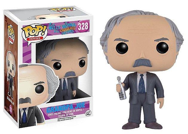 Willy Wonka Grandpa Joe Pop - Funko