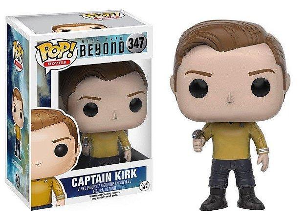 Star Trek Beyond Captain Kirk Pop - Funko