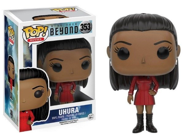 Star Trek Beyond Uhura Pop - Funko