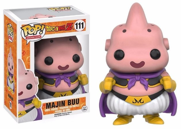 Dragon Ball Z Majin Buu Pop - Funko