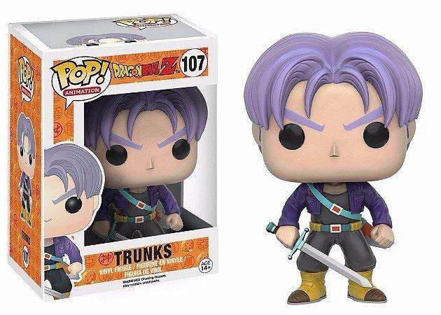 Dragon Ball Z Trunks Pop - Funko