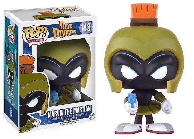 Duck Dodgers Marvin the Martian Pop - Funko