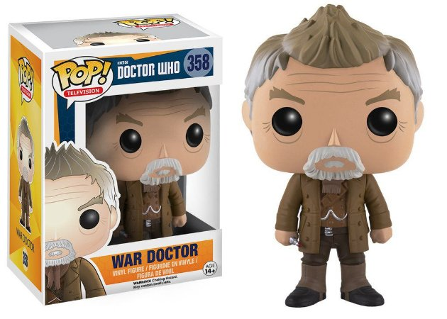 Doctor Who War Doctor Pop - Funko