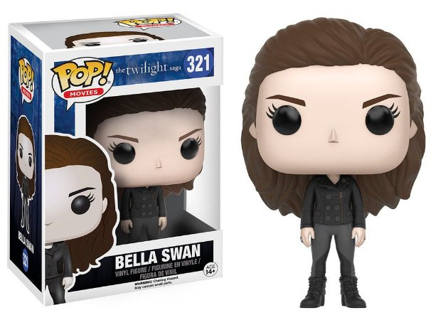 Twilight Crepusculo Bella Swan Pop - Funko