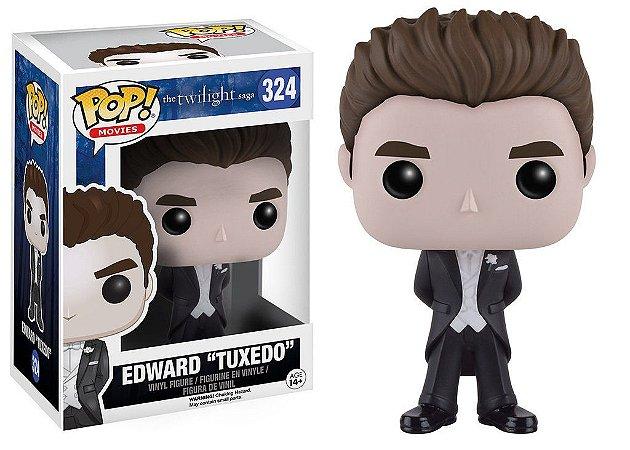 Twilight Crepusculo Edward Tuxedo Pop - Funko