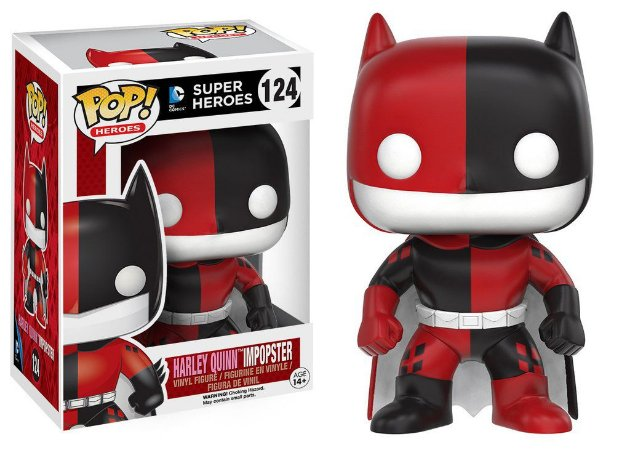 Batman Harley Quinn Impopster Pop - Funko