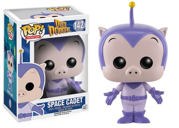 **PROMO** Duck Dodgers Space Cadet Pop - Funko