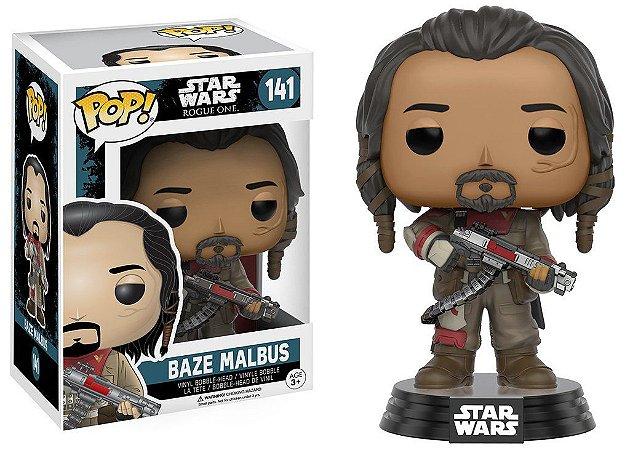 Star Wars: Rogue One Baze Malbus Pop - Funko