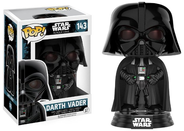 Star Wars: Rogue One Darth Vader Pop - Funko