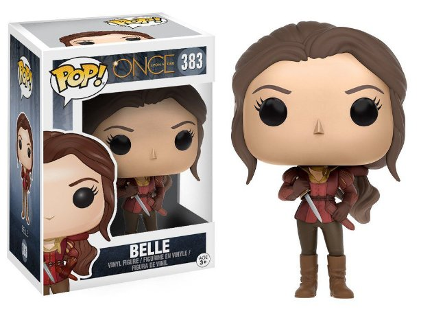 Once Upon a Time Belle Pop - Funko