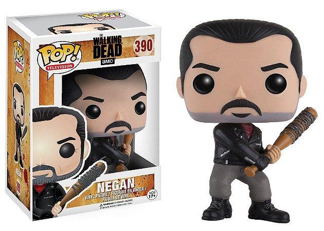 ***EM SETEMBRO*** The Walking Dead Negan Pop - Funko