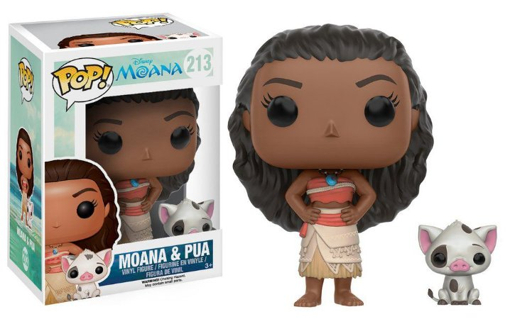 Disney Moana Moana & Pua Pop - Funko
