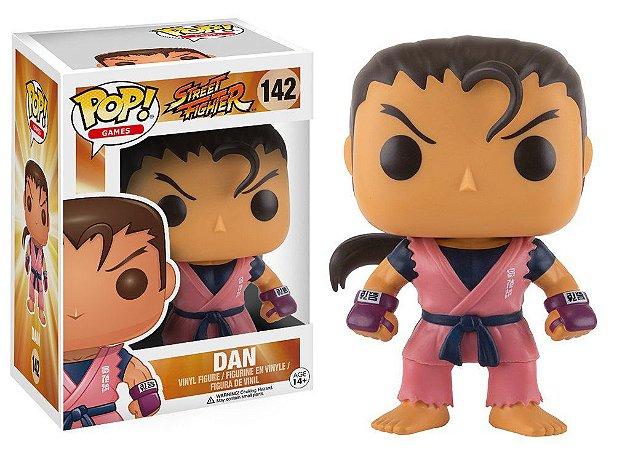 Street Fighter Dan Pop - Funko