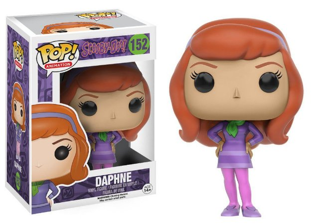 Scooby Doo Daphne Pop - Funko