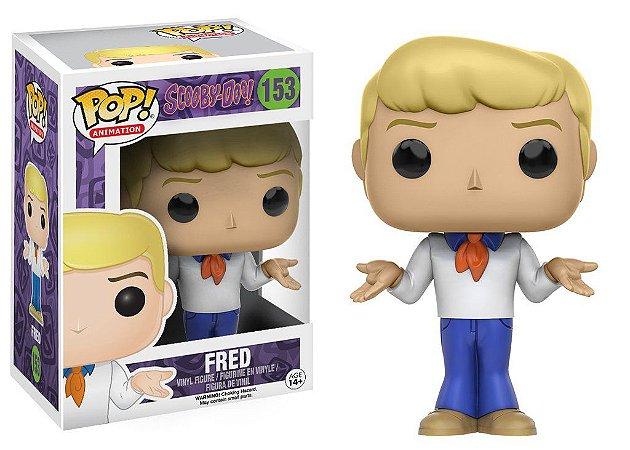 Scooby Doo Fred Pop - Funko