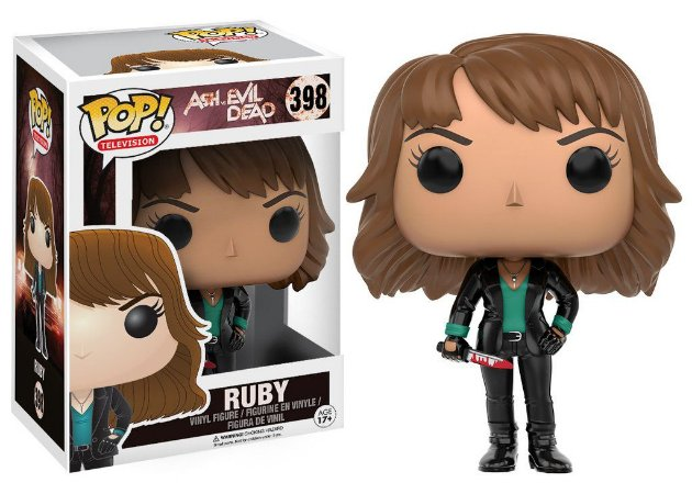 Ash vs Evil Dead Ruby Pop - Funko