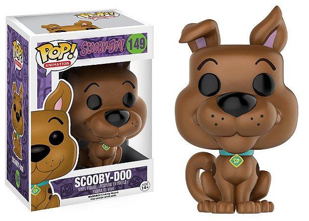 Scooby Doo Scooby Doo Pop - Funko