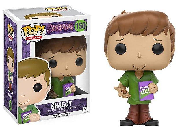 Scooby Doo Shaggy Pop - Funko