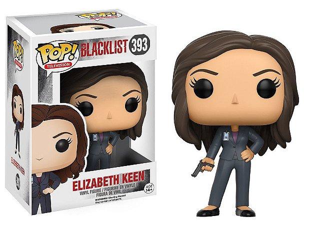 Blacklist Elizabeth Keen Pop - Funko