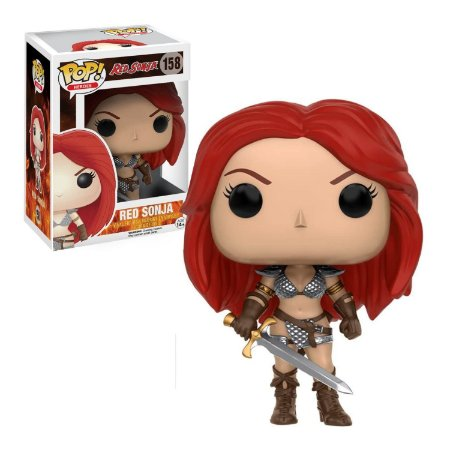Red Sonja Red Sonja Pop - Funko