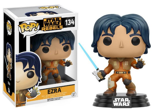 Star Wars Rebels Ezra Pop - Funko
