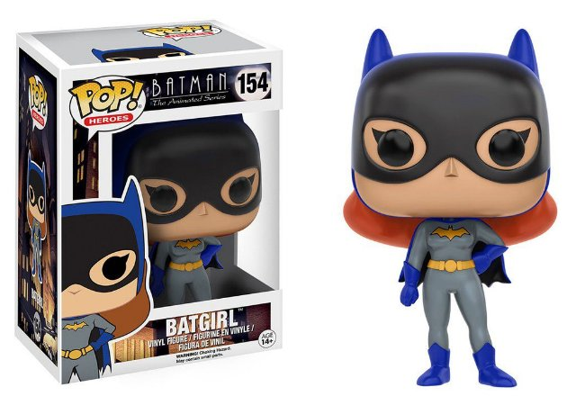 Batman The Animated Series Batgirl Pop - Funko