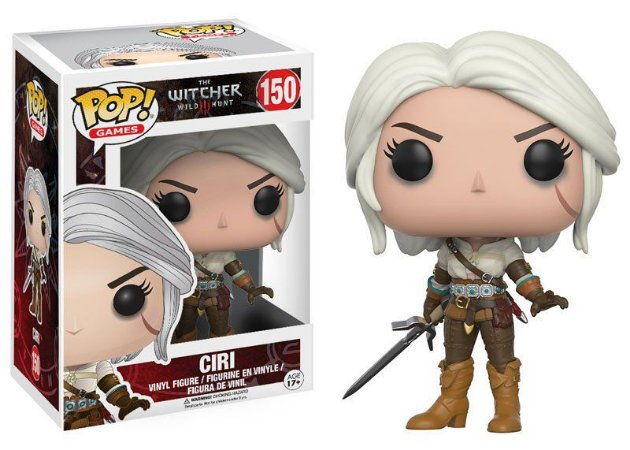 The Witcher Ciri Pop - Funko