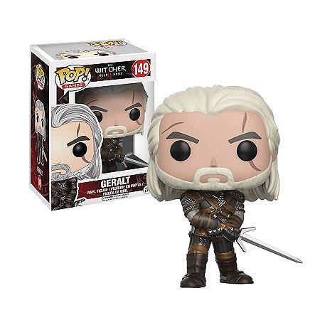 The Witcher Geralt Pop - Funko
