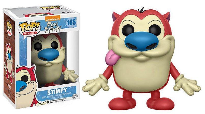 Nickelodeon Ren and Stimpy Stimpy Pop - Funko