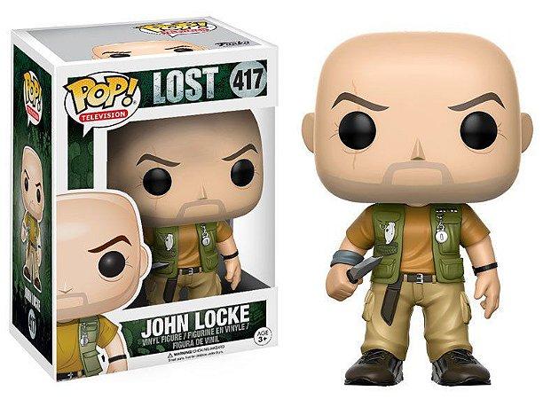 Lost John Locke Pop - Funko
