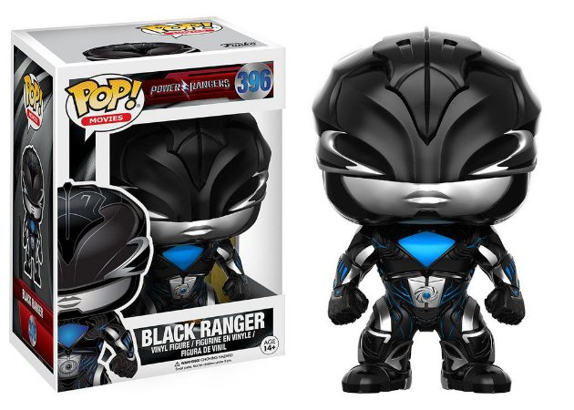**PROMO** Power Rangers Movies Black Ranger Pop - Funko
