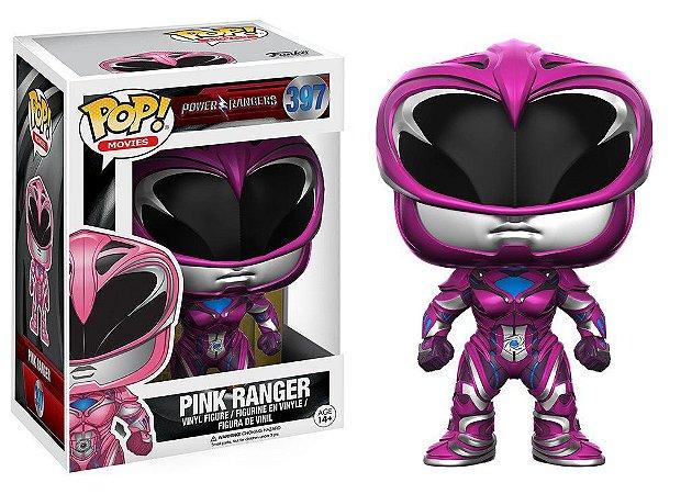 Power Rangers Movies Pink Ranger Pop - Funko