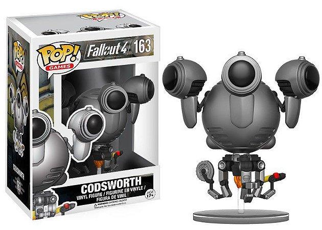 Fallout Codsworth Pop - Funko