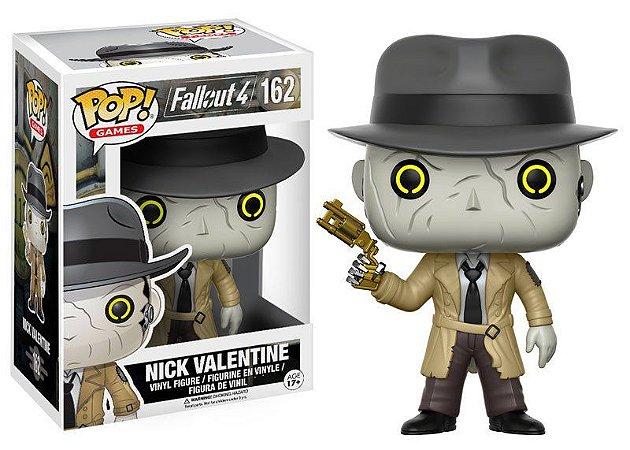 Fallout Nick Valentine Pop - Funko