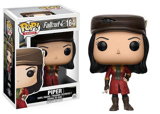 Fallout Piper Pop - Funko