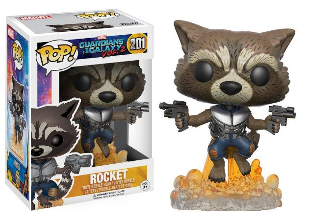 Guardians of the Galaxy Vol.2 Rocket Pop - Funko