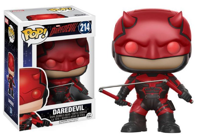 Demolidor Daredevil Pop - Funko