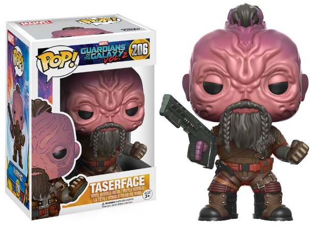 **PROMO** Guardians of the Galaxy Vol.2 Taserface Pop - Funko